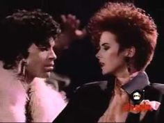 Prince & Sheena Easton U Got The Look. Prince's 55th birthday on june 7th. This song made me a Prince fan back in 1987