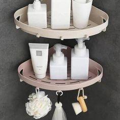 Bathroom Corner Wall Holder – MacCorral