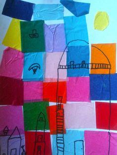 Kids Art Market