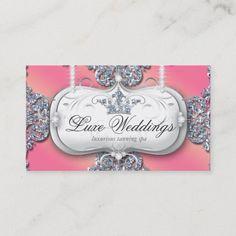 Spray Tanning Loyalty Card Elegant Crown Glitter Luxe Wedding, Elegant Wedding, Wedding Jewelry, Custom Cards, Loyalty, Gold Glitter, Salons, Fashion Jewelry, Princess Tiara