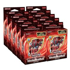 Raging Tempest Speicial Edition Booster Box. Konami Digital Entertainment, Inc is proud to bring you the newest product release, Raging Tempest Special Edition. Each box of Raging Tempest Special Edition comes with 3 booster packs of Raging Tempest, plus 1 of 2 foil version preview cards from the Spring 2017 booster PLUS 1 of 2 Super Rare variant cards!With Raging Tempest, Duelists can look forward to a set filled with great new cards for a variety of themes like SPYRAL, Ancient Gears...