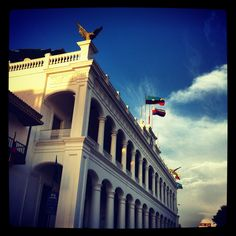 Palacio de Los Cóndores, sede del Gobierno del Estado Zulia.