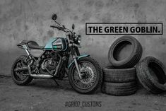 Grid7, a custom garage in Thrissur, Kerala have reworked a Royal Enfield Himalayan and the result is nothing short of stunning!