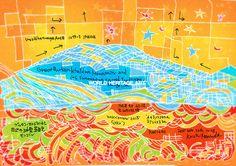 1019-1_Great Burkhan Khaldun Mountain and its surrounding sacred landscape_ Mongolia_N48 45 43.12 E109 0 33.58_Date of Inscription: 2015_Criteria: (iv)(vi) _Property : 443,739 ha_Buffer zone: 271,651 ha_Ref: 1440_ブルカン・カルドゥン山と周辺の神聖景観_モンゴル