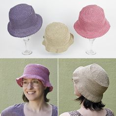 Summer Days Sunhat crochet pattern