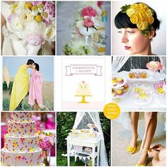 Found on WeddingMeYou.com - Beautiful Wedding Inspirations by Colors