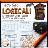 Halloween Logic Puzzles Fun Halloween Activities, Back To School Activities, Hands On Activities, Reading Response Activities, Critical Thinking Activities, Reading Comprehension Passages, Logic Puzzles, Teaching Style, 2nd Grade Classroom