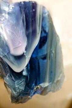 Super Rare Blue Shaman Swirl Andara Crystal - Very very Rare Andara Specimen!!! -