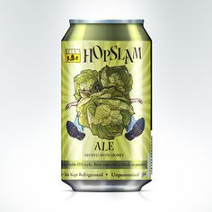 Bells to Can Hopslam for 2016 - Stouts and Stilettos Mixed Drinks, Fun Drinks, Double Ipa, Beers Of The World, Beer Label, Best Beer, Craft Beer, Brewery, Kansas City