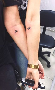 70 + Small Tattoos for Women - Meaningful Tiny Tattoos - chic better