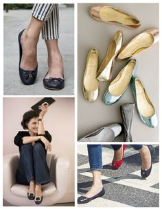 Timeless Style Of Enduring Appeal:  Ballet Flats