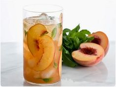 Peach Iced Tea (0 Points+) | Weight Watchers Recipes