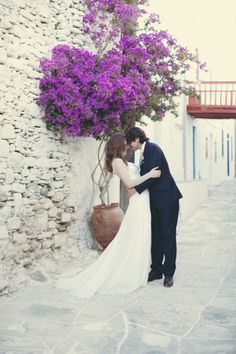 Real Destination Wedding in Greece by Anna Roussos   Done Brilliantly