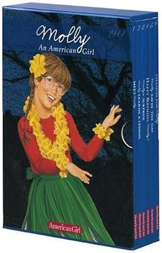 American Girl Collection * Fiction ~ Historical Fiction _ Molly = Molly Boxed Set - 1990
