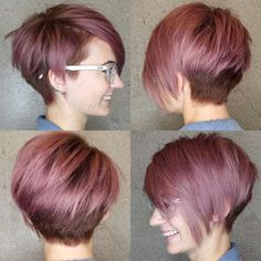2017 Short Hairstyle Trends - 10