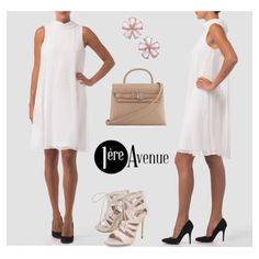 Wear white in September with Joseph Ribkoff  http://www.1ereavenue.com/  Dress: http://www.1ereavenue.com/joseph+ribkoff+dress+style+163261-p10142/s02/PO0001/?setCountry=CA&utm_source=polyvore&utm_medium=cpc_desktop&utm_campaign=day%20dresses  #premiereavenueboutique #premiereavenue #JosephRibkoff #polyvore #polyvoreeditorial #WhiteinSeptember #dress #classy