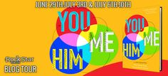A delightful book that touches on some important issues, YOU AND ME AND HIM by Kris Dinnison will make you laugh, and cry, and think. Check out our #Review and Enter the fabulous #Giveaway today on Swoony Boys Podcast