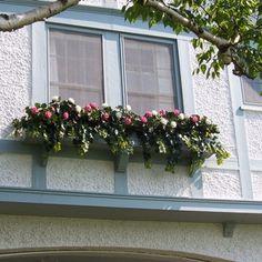 Artificial Hanging Flowers & Artificial Vines - Outdoor