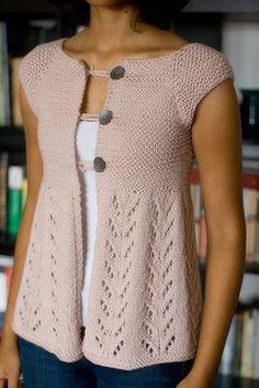 org kinds of fog - Google Search Women's Vest Knitting