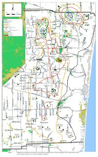 Broward integrated surface water groundwater model results