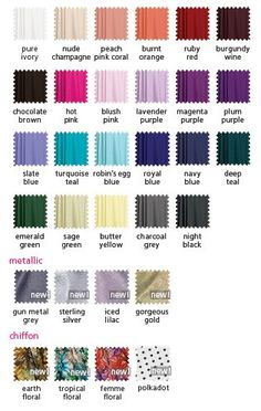 Swatches - Swatch Samples - Shop for this convertible dress! Guys i think this is a good option, because it fits all shapes and sizes!