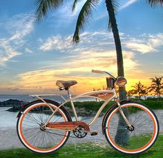 Panama Jack makes everywhere more laid back. Even the beach gets beach-ier when Panama Jack is around. And when you combine Panama Jack with Huffy Cruisers, you get the ultimate cruiser experience.  Huffy's Panama Jack Cruiser bikes are made for anyone whose life could stand to be a little breezier, a little more relaxed. And that's pretty much everybody, isn't it?