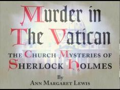 Trailer for Murder in the Vatican.
