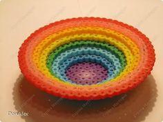 Bowl perler beads