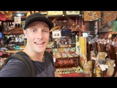 Cairns Night Markets Tour - YouTube