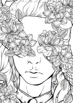 https://www.behance.net/gallery/17771839/Floral-Blindness