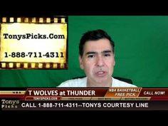 Minnesota Timberwolves vs. Oklahoma City Thunder Pick Prediction NBA Odd...