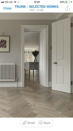 15 Wood Floor Hall Ideas Wood Floor Hall Ideas - hallway & stairs Karndean parquet floor Crucial Pin on Hallways Herringbone floor Hallwayideas Goodrich Salted Oak R. Karndean Flooring, Hall Flooring, Living Room Flooring, Home Living Room, Living Room Decor, Living Room Wooden Floor, Wooden Kitchen Floor, White Wooden Floor, Grey Kitchen Floor