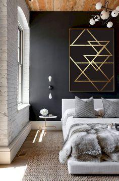 Gorgeous 40 Modern Minimalist Bedroom Designs https://rusticroom.co/1111/40-modern-minimalist-bedroom-designs