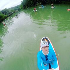 SUP cruising on Loboc river (Bohol Island - Philippines) with Sup Tours Philippines. It was an adventure expedition with suptours.pl.