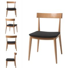 Country I dining chair by Enrique mart