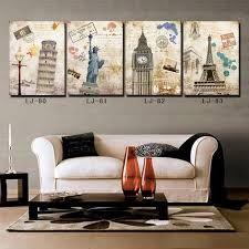 Resultado de imagen para cuadros modernos de la torre eiffel  #buyart #cuadrosmodernos #art