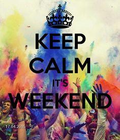 Schönes Wochenende