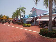 Souvenir Shops at the Grand Bahia Principes in Riviera Maya, Mexico