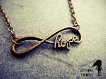 """Kette """"Hoffnungsträger"""" ♥"""