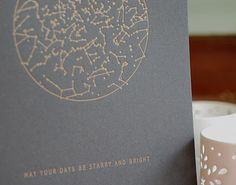 Constellation Calendar 별자리 캘린더 디자인