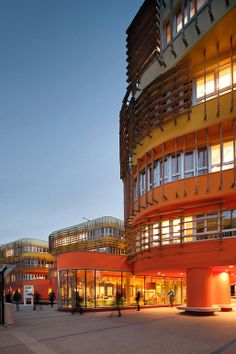 Law Faculties and Central Administration Buildings at the Vienna University of Economics and Business (WU) | CRAB Studio; Photo © Kurt Kuball | Archinect