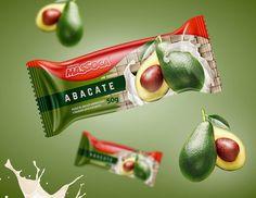 Sorvetes Massoca on Behance