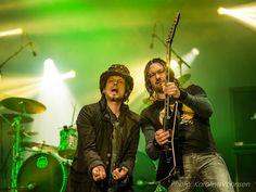 Primeras impresiones del festival Sweden Rock
