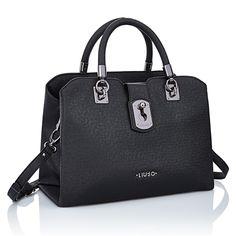 Liu Jo Bag color black Liu Jo, Handbags, My Style, Shopping, Color Black, Collection, Birthday, Skirts, Clothes
