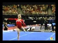 Gymnast kön video