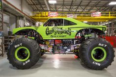 Monster Charger by Gas Monkey 4x4 Trucks, Lifted Trucks, Cool Trucks, Cool Cars, Custom Trucks, Chevy Trucks, Monster Trucks, Monster Car, Richard Rawlings
