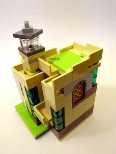 8x8 Modern Church -mini modular7- R0010758 by otomos, via Flickr