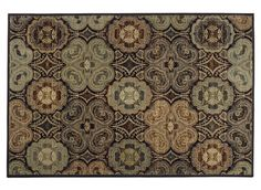 """Kaleidoscope Rug (5' x 7'6"""") 