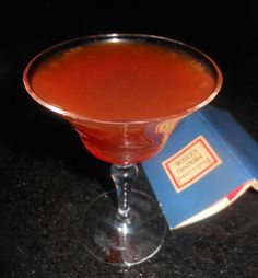 Crescent City 1 1/2 oz Sweet Vermouth (Cocchi) 3/4 oz White Label Rum (Smith & Cross) Juice 1/2 Lime (1/2 oz) 2 dash Angostura Bitters (1 dash Simple Syrup)