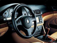 BMW m5 sedan e39 1998 2004